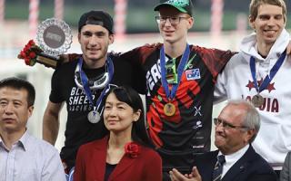 首届世界无人机锦标赛在深圳圆满落幕。